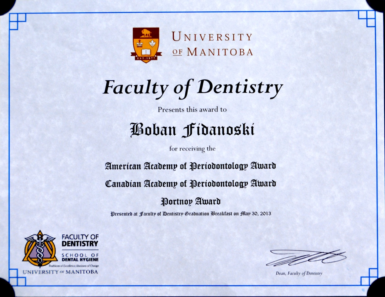 Dentistry degrees courses