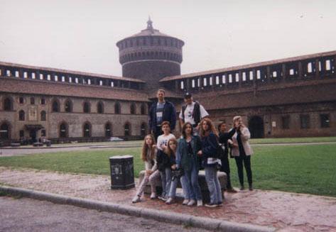 Hotel Castello Sforzesco Milano